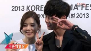 '2013 코리아 드라마 어워즈' 비하인드 영상 공개! ① 시상식 이모저모