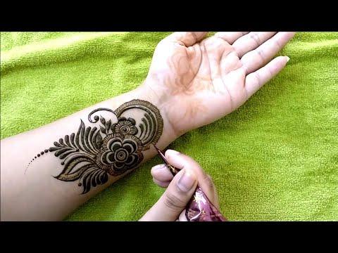 Download Arabic Henna Design 6 Heena Vahid In Full Hd Mp4 3gp