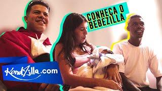 JottaPê e MC Kekel Conhecendo o BebeZilla – Bloco KondZilla