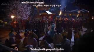 [Vietsub + Kara] Spring Rain - Baek Ji Young (Gu Family Book OST)