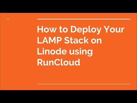 How to Setup Your LAMP Server On Linode with RunCloud.io