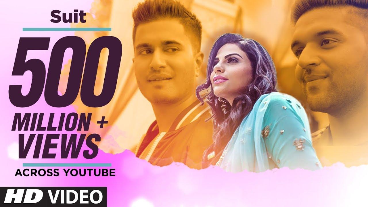 Suit Full Video Song | Guru Randhawa Feat. Arjun | T-Series  downoad full Hd Video