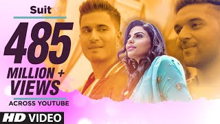 Suit Full Video Song | Guru Randhawa Feat. Arjun | T Series