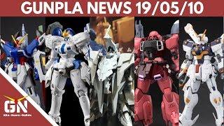 Gunpla News:Penelope, Silver Bullet Suppressor, Destiny, MG Lunarmaria Gunner Zaku, Crossbone