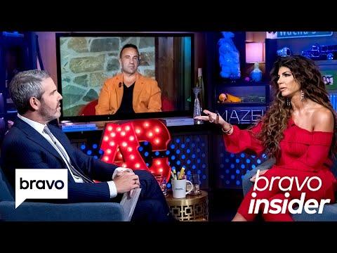 Teresa& Joe Giudice Accuse Each Other Of Cheating! - Perez Hilton