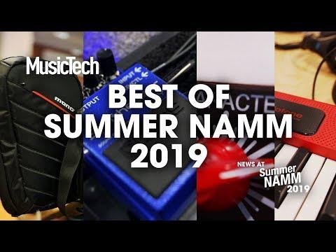 Best Gear of Summer NAMM 2019 #SummerNAMM2019