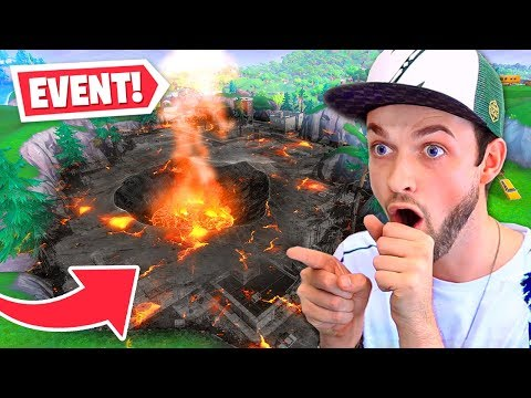 *FULL EVENT* Tilted Towers DESTROYED in Fortnite! (CRAZY)