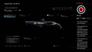 How to get 725 hammer in Call of duty MW and Gameplay!!#####