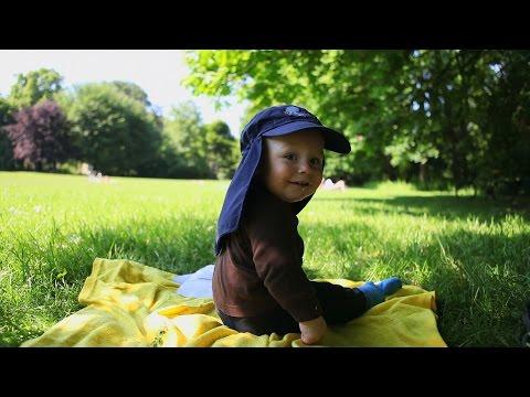 Sonnenschutz Baby - Was ich bei der Kleidung fürs Kind beachte?