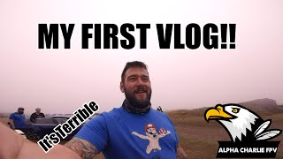 Far from home - FPV Freestyle - My first vlog! - Alpha Charlie FPV