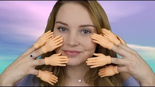 ASMR Triggers With Tiny Hands