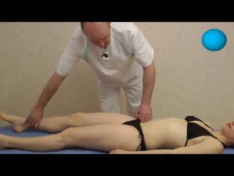 Lensemble des exercices pour la personne sur tous les groupes des muscles galiny doubininoj