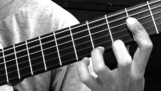 Panunumpa - J. Gonzales (arr. Jose Valdez) Solo Classical Guitar