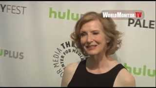PaleyFest 2013 - Tapis Rouge Frances Conroy