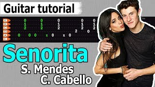 senorita guitar fingerstyle free tabs - TH-Clip