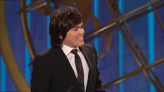 Joseph Prince - Receiving Irreversible Righteousness (Live @ Lakewood Church) - Part II