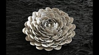 DIY: Egg Carton Flower {MadeByFate} #147