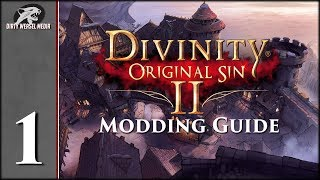 Divinty Original Sin 2 Modding Guide - Achievements Enabler