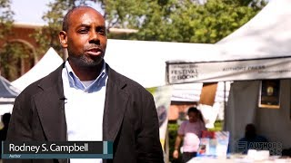 L.A. Times Festival of Books | Rodney S. Campbell Interview