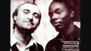 Philip Bailey & Phil Collins - Easy Lover [LYRICS]
