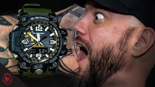 Top 10 Reasons To Own A Casio G Shock Mudmaster!