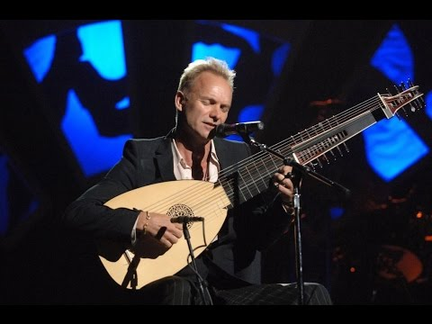 "Sting, Chris Botti,  Yo Yo Ma, Dominic Miller - ""Fragile"""