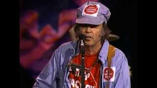 Neil Young with Willie Nelson - Long May You Run (Live at Farm Aid 1997)