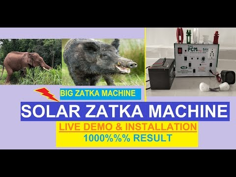 Zatka Machine