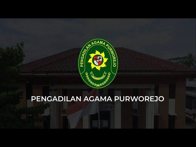 Profil Pengadilan Agama Purworejo