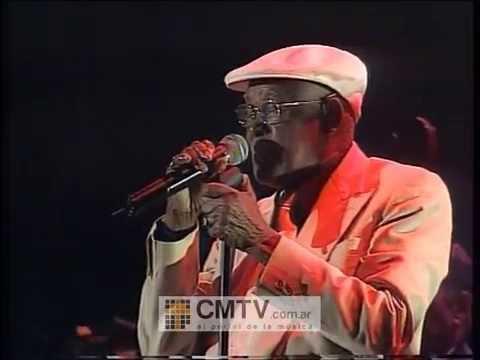 Buena Vista Social Club video La música cubana - Vivo en Argentina 2000