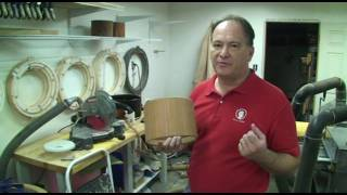 Head Drums Thin Stave Shell Construction