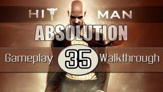 Hitman Absolution Gameplay Walkthrough - Part 35 -  Dexter Industries - (Pt.5)