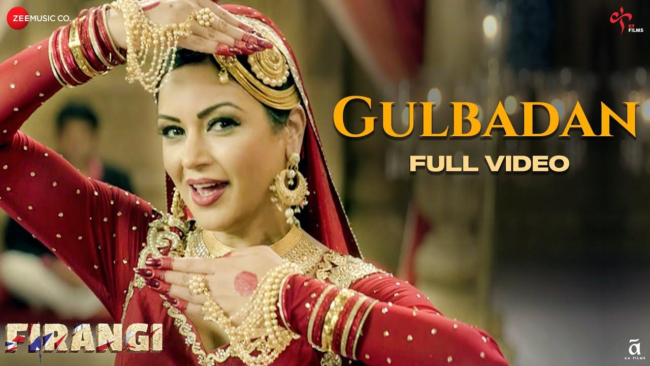 Gulbadan - Full Video | Firangi | Kapil Sharma & Maryam Zakaria | Mamta Sharma | Devenderpal Singh| Mamta Sharma Lyrics