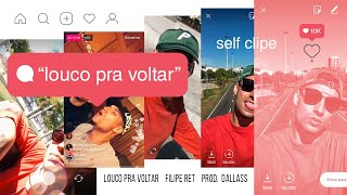 Filipe Ret   Louco Pra Voltar [Self Clipe]