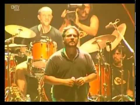 Vicentico video Demasiada presión - San Pedro Rock I - 2003