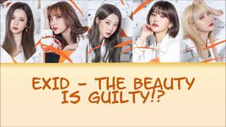EXID - The Beauty is Guilty!?