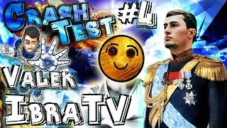 IbraTV le Guerrier Ingouche - Crash Test #4