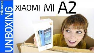 Xiaomi Mi A2 unboxing -¿heredero TRAIDOR del A1?--