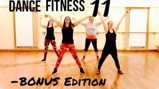 Dance Fitness Class 11- Bonus Edition!! by Linda Edler