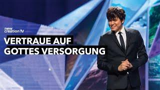 Vertraue auf Gottes Versorgung I New Creation TV Deutsch