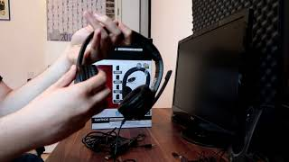 Review: Xanthos Stereo Console Gaming Headset von Speedlink