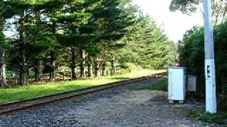 preview picture of video 'Helensville Train: Rid'n 2 Rodney @ Taupaki, Auckland NZ 14/11/2008'