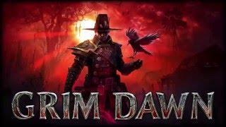 Трейлер игры Grim Dawn