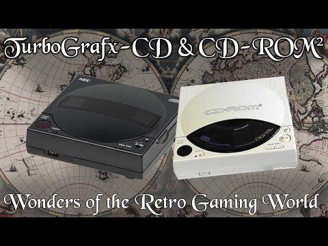 TurboGrafx-CD & CD-ROM²: Wonders of the Retro Gaming World