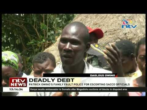 Man killed for Ksh. 9,000 SACCO debt in Bulwani, Busia county