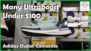 More 50% Off Storewide @ Adidas Outlet Camarillo