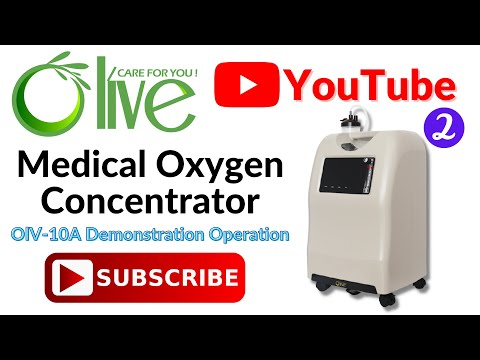 Olive OLV 10 Oxygen Concentrator 10 LPM
