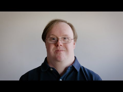 Watch videoFrank Stephens will change how you see Down syndrome | Voices for the Voiceless #ExtraordinaryHuman