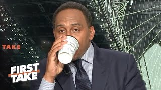 Stephen A. doesn't feel bad for the 8 teams left out of the 2019-20 NBA restart | First Take