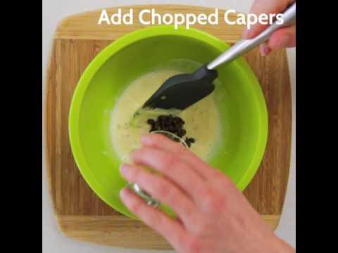 Homemade Tarter Sauce Recipe